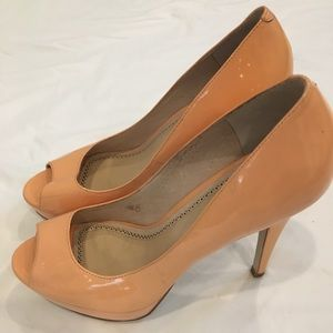 Great Peach heels